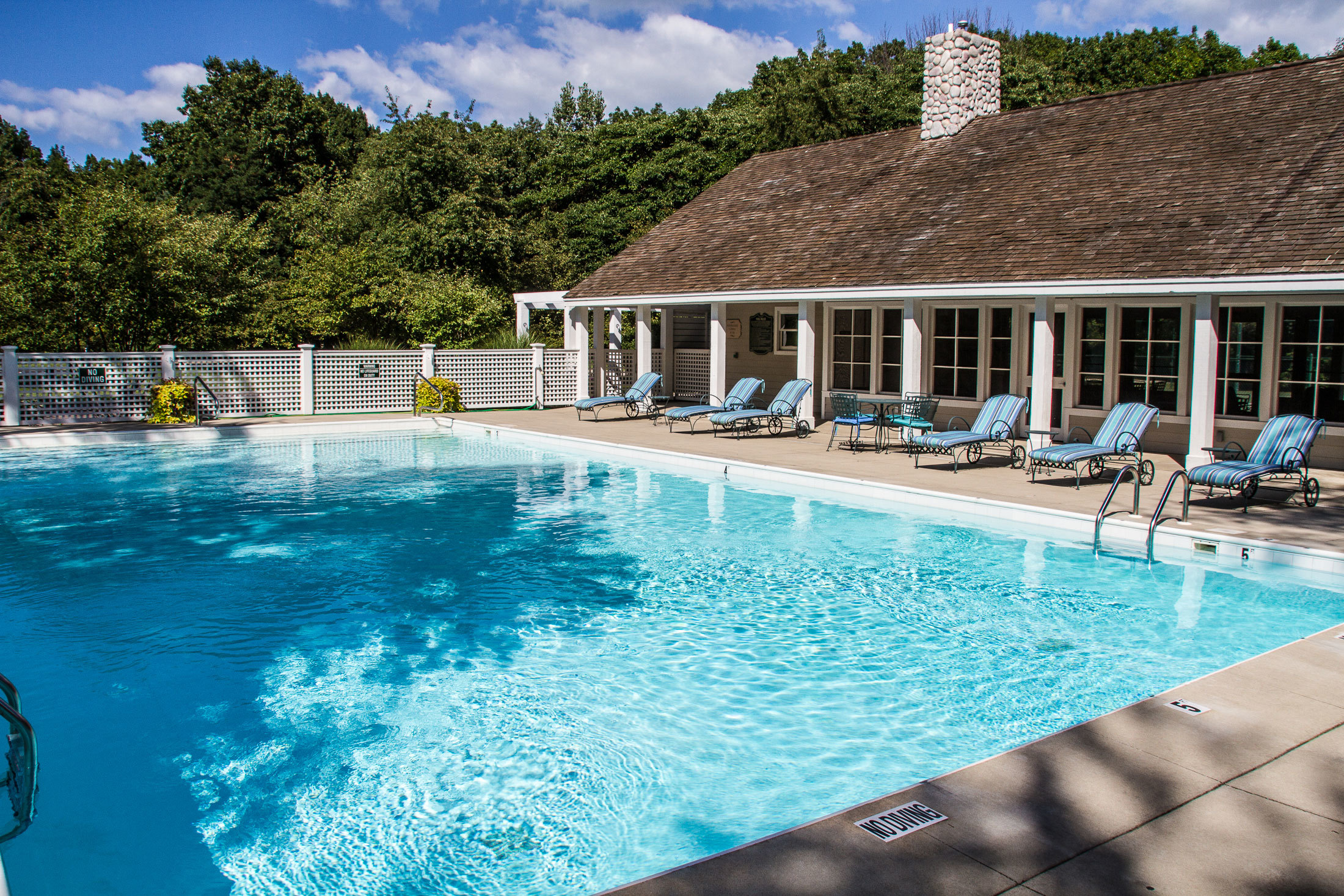 Preserve Pool