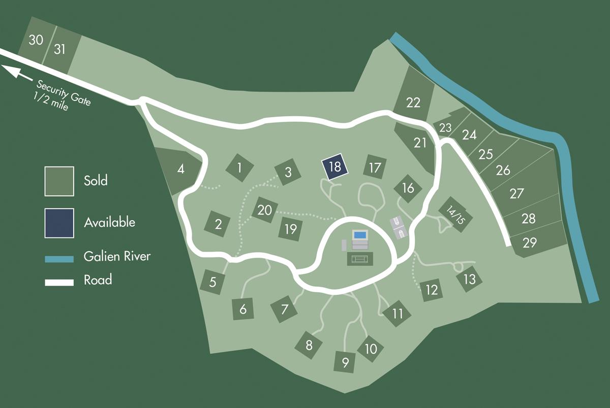 The Preserve Lot Map Horizontal 8 3 21